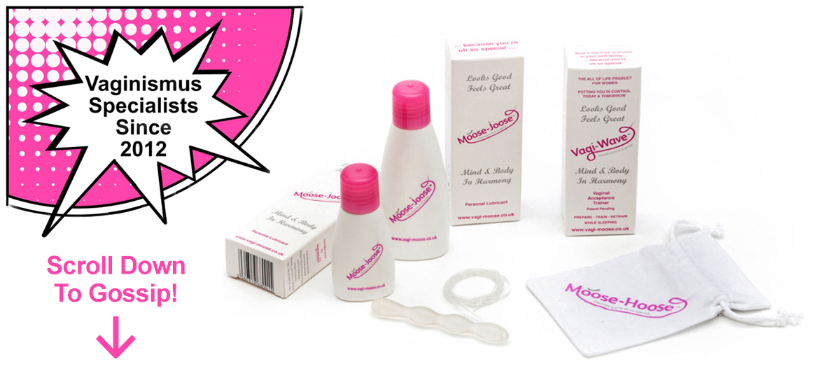vagi-wave, vaginismus , vaginal trainer